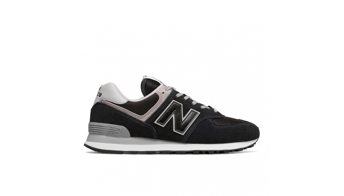 【New Balance】New Balance 574 Evergreen原色系列(酷黑復古)_ML574EGB_$2850