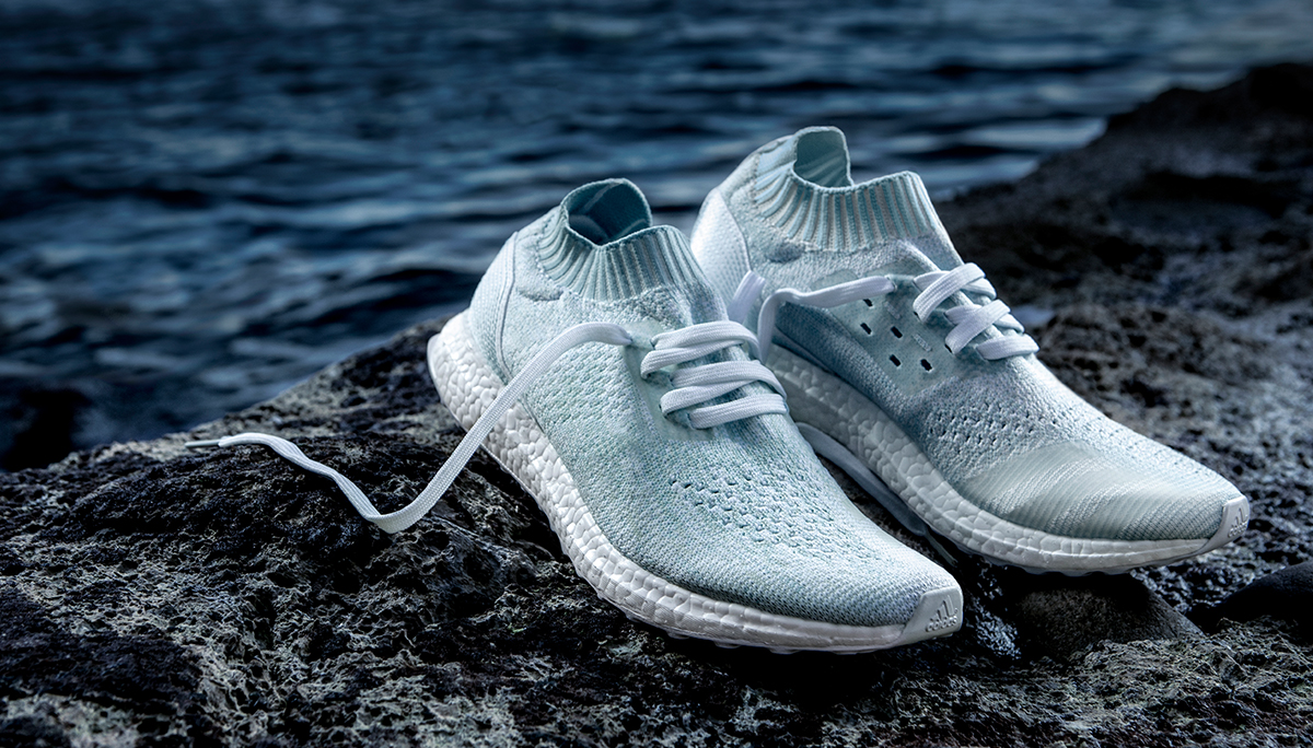 UltraBOOST Uncaged  Parley 聯名款第二彈