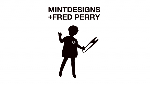 FRED PERRY 2018ss 聯名系列
