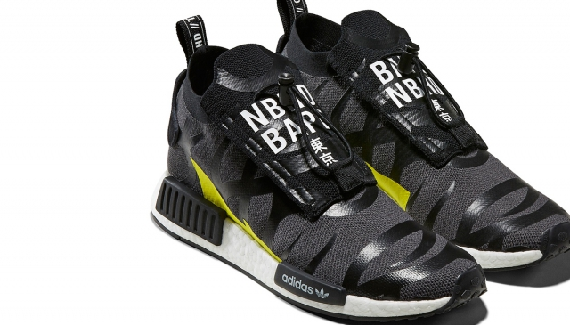 重潮聯名獨賣「解禁」 全球公開上架│adidas Originals  by A Bathing Ape x Neighborhood