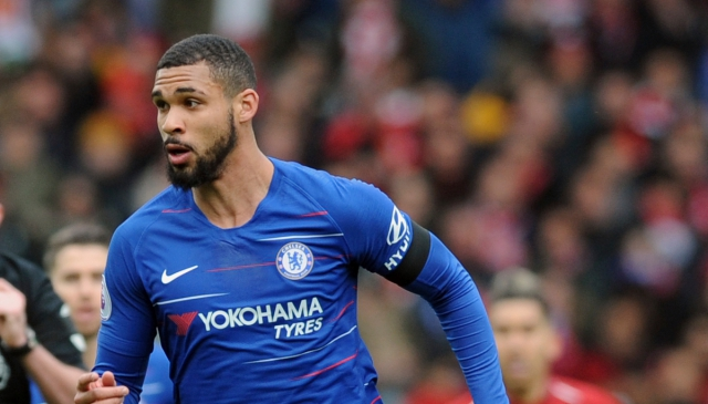 藍軍板凳暴徒Ruben Loftus Cheek